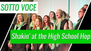 """Video """"Shakin' at the High School Hop"""""""