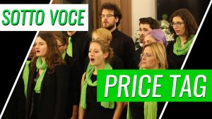 """Video """"Price Tag"""""""