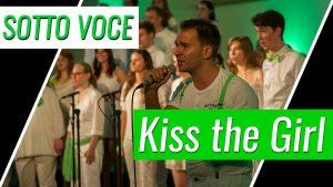 "Video ""Kiss the Girl"""