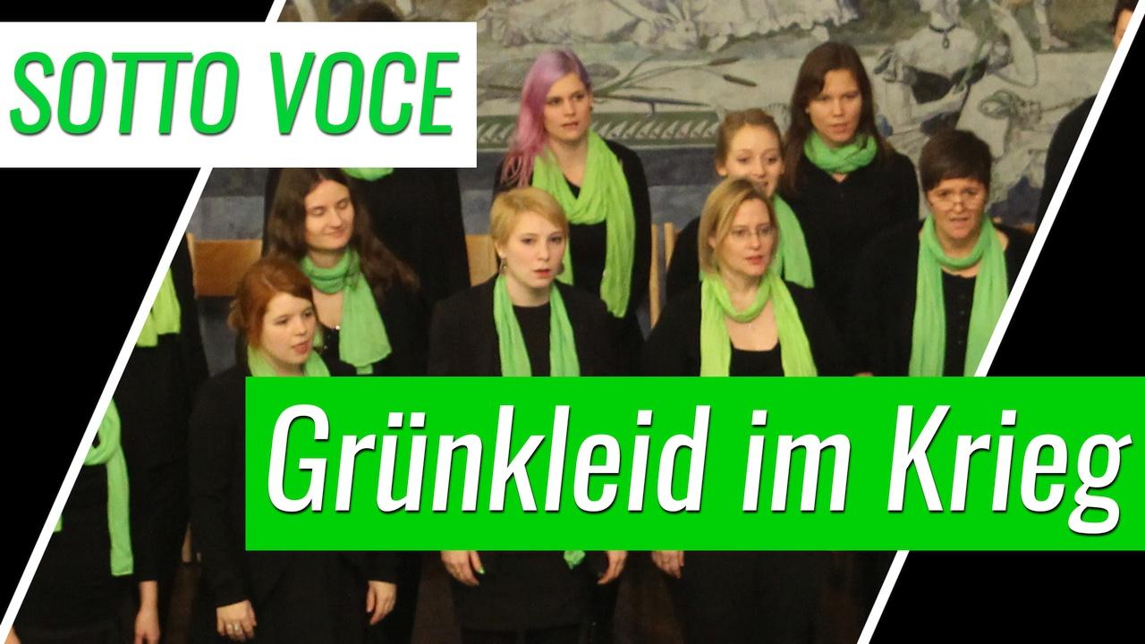 "Video ""Grünkleid im Krieg"""