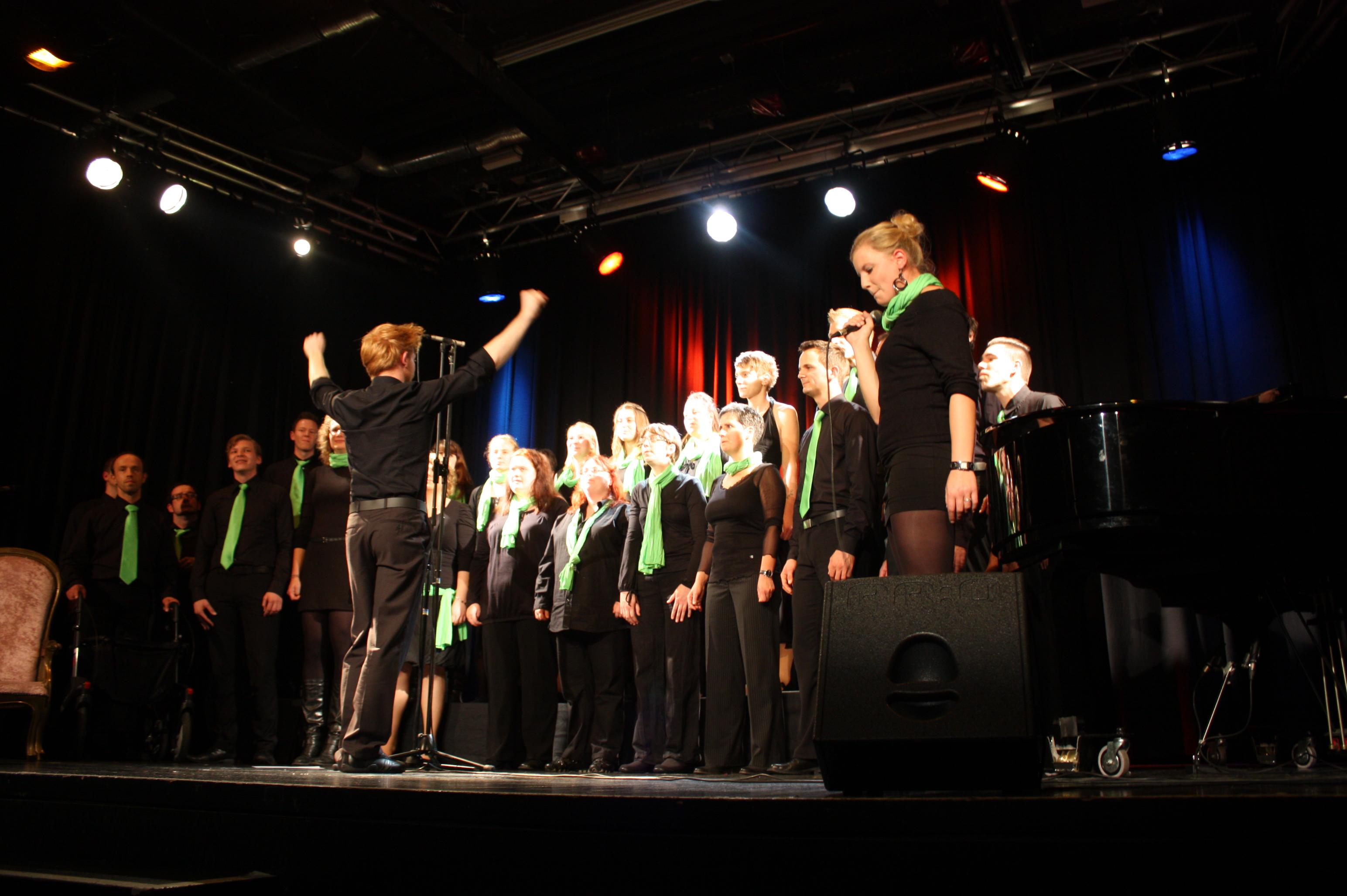 Konzert Pop-Chor Sotto Voce Würzburg