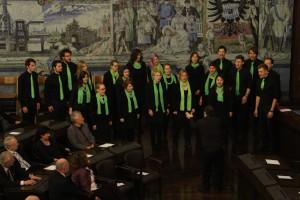 Jahresabschlusssitzung 2015 Stadtrat Würzburg